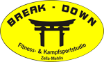 Break-Down Fitness und Kampfsport Logo