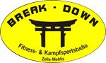 Break-Down Fitness und Kampfsport Logo
